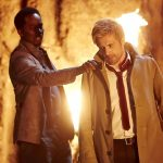 "CONSTANTINE -- ""Pilot"" -- Pictured: (l-r) Harold Perrineau as Manny, Matt Ryan as John Constantine -- (Photo by: Quantrell Colbert/NBC)"