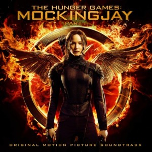 The Hunger Games: Mockingjay Part 1 Soundtrack Cover (SOURCE: Lionsgate/Republic Records)