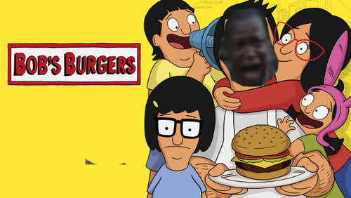The Walking Dead Bob's Burgers spoof Image from ophidiian
