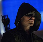 "Arrow ""The Calm"" Cate Cameron/The CW © 2013 The CW Network. All Rights Reserved."