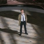 "CONSTANTINE -- ""A Feast of Friends"" Episode 105 -- Pictured: Matt Ryan as Constantine -- (Photo by: Tina Rowden/NBC)"