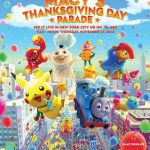 "MACY'S THANKSGIVING DAY PARADE -- Pictured: ""The 88th Annual Macy's Thanksgiving Day Parade"" Key Art -- (Photo by: NBCUniversal)"
