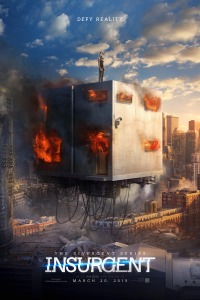 Insurgent Teaser Poster Courtesy of Summit/Lionsgate.