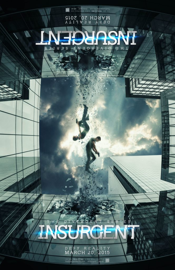 Shailene Woodley & Theo James #DefyReality in New Insurgent Trailer & Poster!
