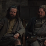 VIDEO: BTS of #Outlander with @GrantORourke & Stephen Walters! #OutlanderOfferings #RupertAndAngus