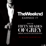 LISTEN: The Weeknd Releases First Song from #FiftyShades Soundtrack #FSoG