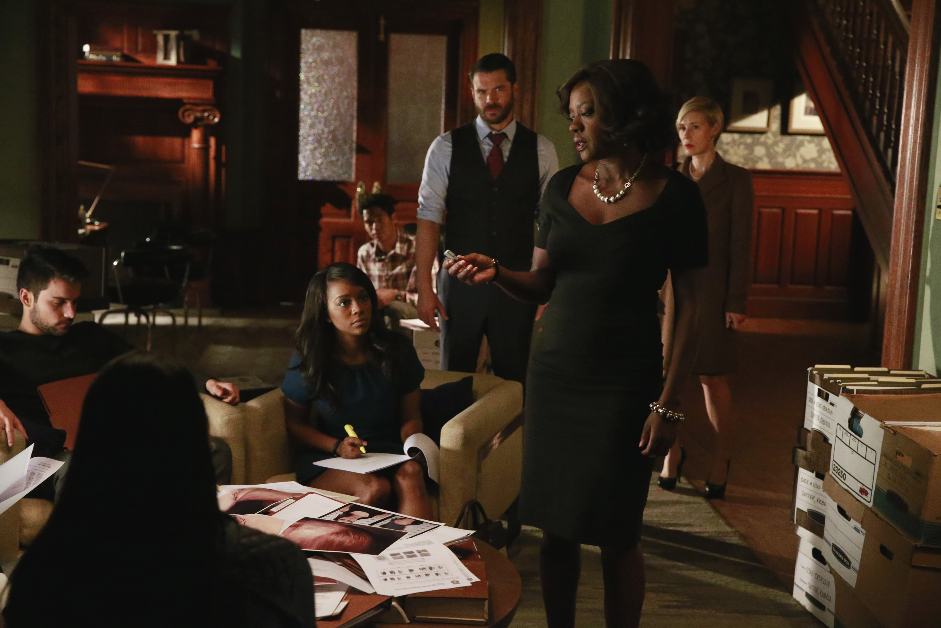 Video: Preview Tonight's Twohour Season Finale Of 'how To Get Away With  Murder'  We So Nerdy