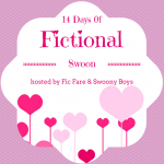 14 Days of Fictional Swooning: Top 5 Book Boyfriends + TWO Giveaways