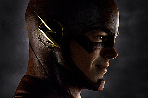 """The Flash -- """"Pilot"""" -- Image FLA101_0001 -- Pictured: Grant Gustin as The Flash -- Photo: Jack Rowand/The CW -- �© 2014 The CW Network, LLC. All rights reserved"""