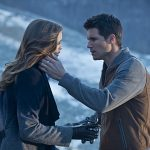 "The Flash -- ""The Nuclear Man"" -- Image FLA113C_0211b -- Pictured (L-R): Danielle Panabaker as Caitlin Snow and Robbie Amell as Ronnie -- Photo: Cate Cameron/The CW -- © 2015 The CW Network, LLC. All rights reserved."