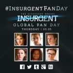 Thursday, March 5 is Global 'Insurgent Fan Day'--See the Full Line-up of Events