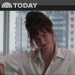 VIDEO: Ana Makes Christian Morning-After Pancakes in Last #FiftyShadesTODAY Clip