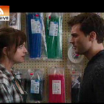 VIDEO: Watch First Full Clip from 'Fifty Shades of Grey'--Christian Finds Ana at the Hardware Store