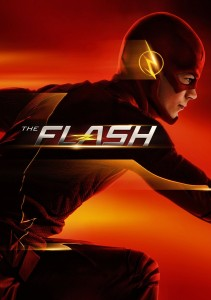 The Flash, Warner Home Entertainment Cover Art for the Complete 1st Season Blu-Ray Disc/DVD