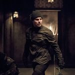 "Arrow -- ""Nanda Parbat"" -- Image AR315B_0419b -- Pictured: Stephen Amell as Oliver Queen -- Photo: Cate Cameron/The CW -- © 2015 The CW Network, LLC. All Rights Reserved."
