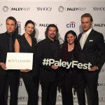 PHOTOS: Sam Heughan, Caitriona Balfe, & Tobias Menzies Attend Outlander PaleyFest Panel
