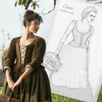 "LISTEN: 'Outlander' Costume Designer Terry Dresbach Takes Us Through ""Castle Leoch"""