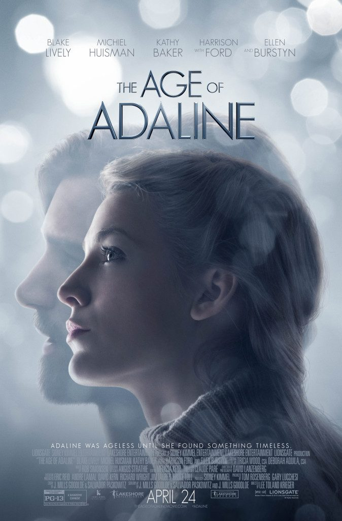 VIDEO: BTS Featurette Takes Us Inside 'The Age of Adaline' Costuming & Fashion