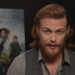 VIDEO: Sam Heughan Gives a Sneak Peek of 'Outlander' Blu-Ray Special Features