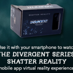 The Divergent Series Insurgent Google Cardboard via Fandango