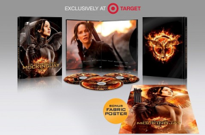 The Hunger Games: Mockingjay Part 1 DVD Set