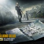 Andrew Lincoln as Rick Grimes - The Walking Dead _ Season 5B, Key Art - Photo Credit: Courtesy of AMC