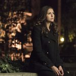 "The Vampire Diaries -- ""I Never Could Love Like That"" -- Image Number: VD618a_0110.jpg -- Pictured: Nina Dobrev as Elena -- Photo: Tina Rowden/The CW -- © 2015 The CW Network, LLC. All rights reserved."
