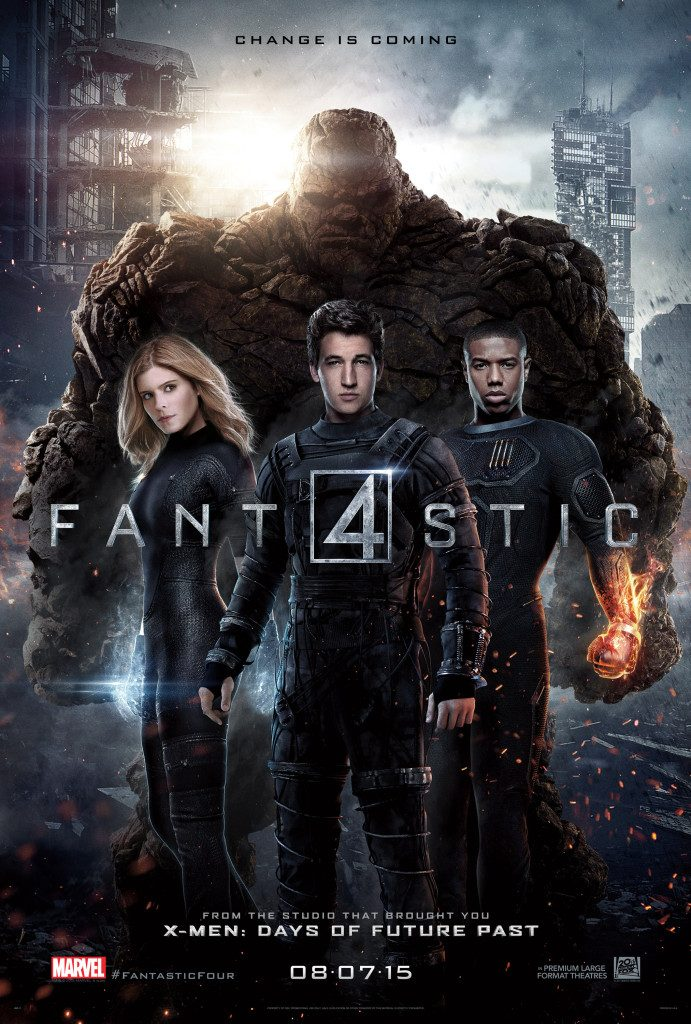 VIDEO: New Official Trailer for 'Fantastic Four', Coming August 2015