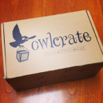 REVIEW and GIVEAWAY: OwlCrate Subscription Box–4 STARS