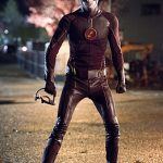 "The Flash -- ""Fast Enough"" -- Image FLA123C_0587b -- Pictured: Grant Gustin as The Flash -- Photo: Dean Buscher/The CW -- © 2015 The CW Network, LLC. All rights reserved"