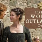 Happy World Outlander Day from Sam & Cait!