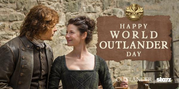VIDEO: Sam Heughan and Cait Balfe Share Favorite 'Outlander' Moments for 'World Outlander Day'