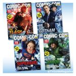 Warner Bros. & TV Guide Reveal SUPER Covers for SDCC 2015 Special Edition Magazines