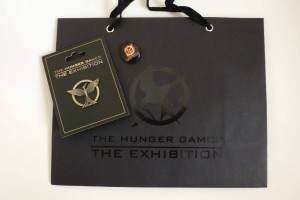 The Hunger Games: The Exhibition at the Discovery Times Square. Photos by We So Nerdy.