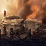 "NEW ""Fallen Snow"" banner for The Hunger Games: Mockingjay Part 2"