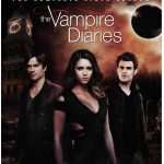 The Complete Sixth Season of THE VAMPIRE DIARIES DVD set Image Cover. Courtesy of Warner Bros.