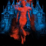 "Crimson Peak official poster for Legendary Pictures' ""Crimson Peak"", a gothic romance from the imagination of director Guillermo del Toro."