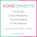 Celebrate Romance Novels & Authors During XOXOConnects Online Readerfest, Coming October 24