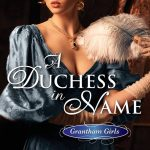 COVER REVEAL: 'A Duchess in Name' by Amanda Weaver, Coming January 2016