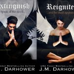 BOOK REVIEW: 'Extinguish' and 'Reignite' by J.M. Darhower—5 STARS