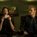 VIDEO: New Sam Heughan & Caitriona Balfe 'Outlander' Q/A
