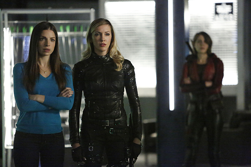 "RECAP: 'Arrow' 4x14 ""Code of Silence"" + Preview 4x15!"