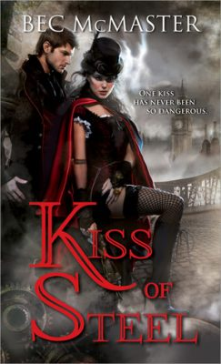 BOOK REVIEW: 'Kiss of Steel' by Bec McMaster–5 STARS