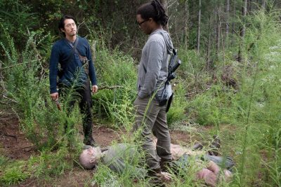 "RECAP: The Walking Dead 6.12 ""Not Tomorrow Yet"" and Preview for 6.13 ""The Same Boat"""
