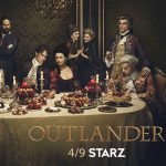 New 'Outlander' Art Shows Jamie & Claire in Parisian High Society Life