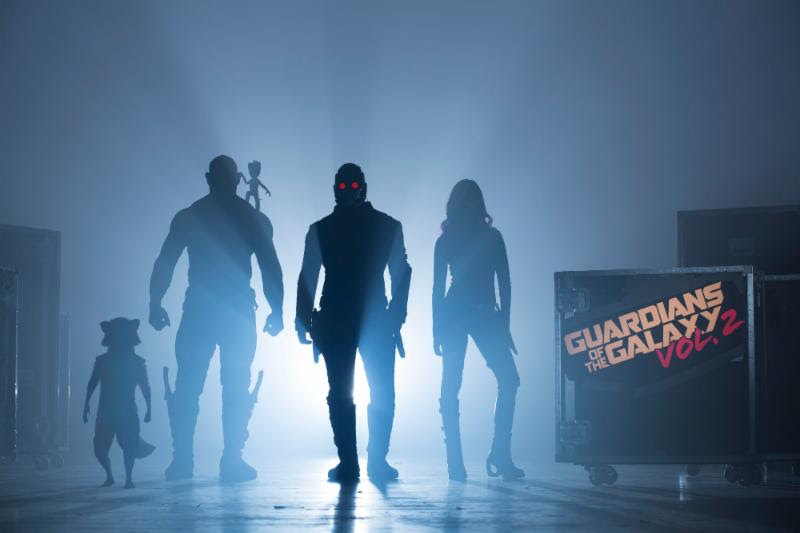 'Guardians of the Galaxy Vol. 2' Officially Commences Production