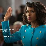 Kerry Washington to Star in HBO's 'Confirmation' in April (Photo Credit: @HBO)