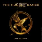 Lionsgate Announces The World of The Hunger Games Auction
