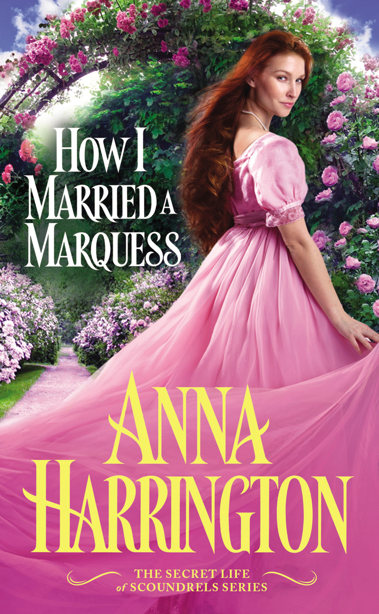 BOOK REVIEW: 'How I Married A Marquess' by Anna Harrington – 3.5 STARS