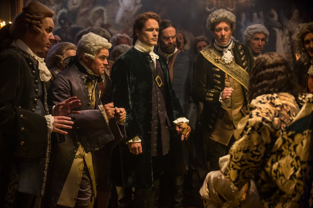 "PREVIEW: 'Outlander' Season 2, Episode 2 ""Not in Scotland Anymore"""